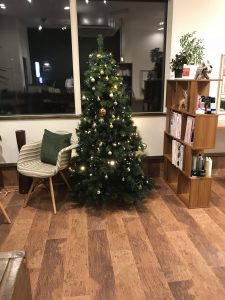クリスマスbranch